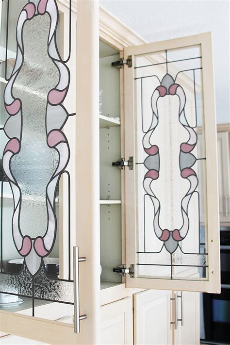 Glass In Doors Goodbye Stained Glass Hello Updated Doors Withheart