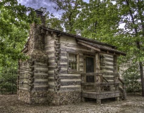 top 25 ideas about tiny log cabins on small
