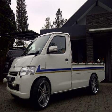 Modifikasi Grand Max by Foto Modifikasi Mobil Up Ceper Mega Carry 1 5 Grand