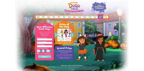 Nickelodeon Friendship Sweepstakes - nickelodeon dora and friends sweepstakes nickjrfanclub com win the full set of