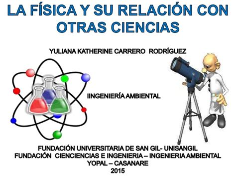 fsica para la ciencia 8429144293 la f 237 sica y su relaci 243 n con otras disciplinas o ciencias