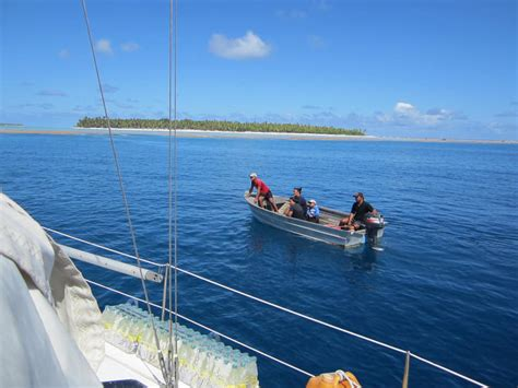 the blue palmerston the e51and palmerston atoll oc 124 story by andy e51and