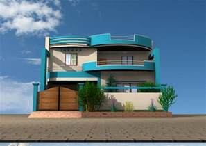 House Colour Design by New Home Designs Latest Modern Homes Latest Exterior