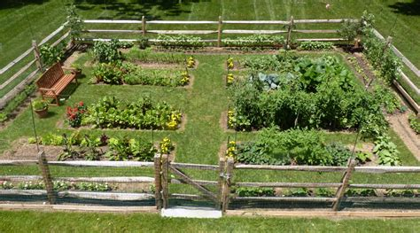 Small Backyard Ideas On A Budget Bed Construction By Vegetable Gardens 4 U Garden Layout