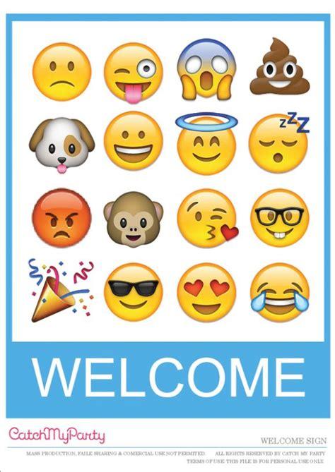 printables of emojis 25 best ideas about free emoji on pinterest party emoji
