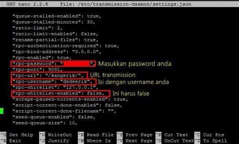 membuat vps dengan ubuntu cara install transmission di vps ubuntu dan debian