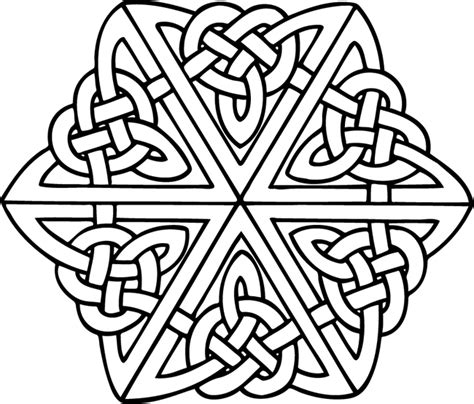 Celtic Knot On Pinterest Celtic Knot Celtic Designs And Celtic Knot Coloring Pages