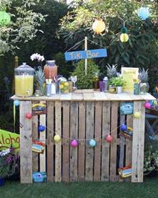 Patio Theme Ideas The 25 Best Ideas About Outdoor Pallet Bar On