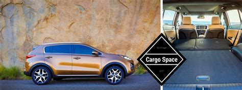 Kia Sportage Cargo Space How Practical Is The 2017 Kia Sportage Cargo Space