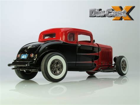 toms garage acme quot tom s garage quot 1932 ford join the club die cast x