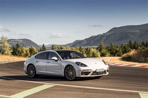 2018 Porsche Panamera Turbo S E Hybrid First Drive Review