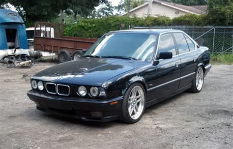 1995 bmw 540i for sale e34 fs 1995 bmw 540i florida