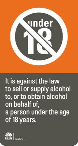 Liquor Signs liquor signage liquor amp gaming nsw