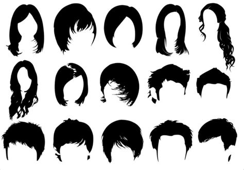 hair template 50 photoshop hair brushes free psd ai vector eps
