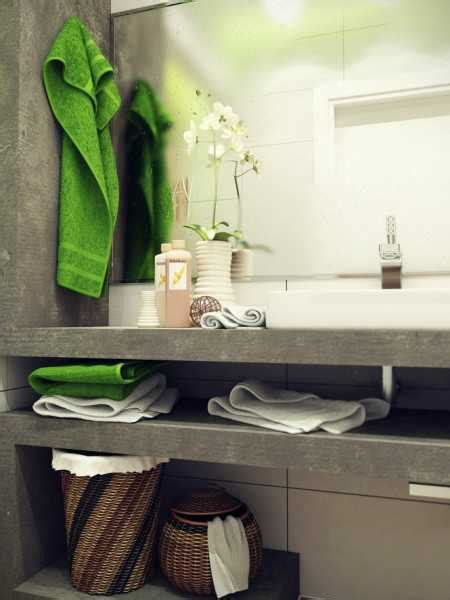 green and gray bathroom ideas modern small bathroom decorating in eco style neutral