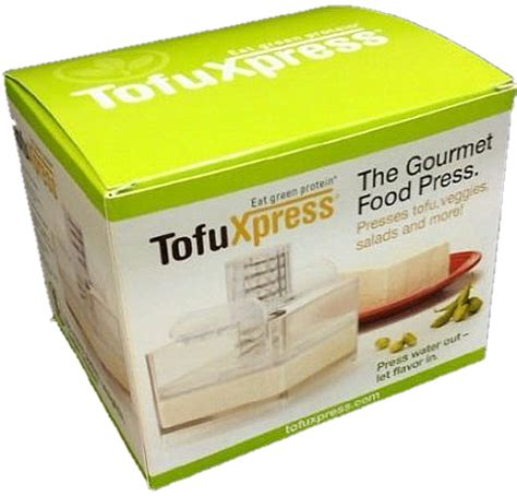 tofuxpress the new way to press tofu