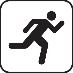 black and white running shoes clipart clipart suggest
