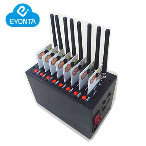 Modem Wavecom 8 Port Aliexpress Buy Promotion Cheapest Bulk Sms 8 Port Gsm Modem Wavecom 8 Sim Card Gsm Sms