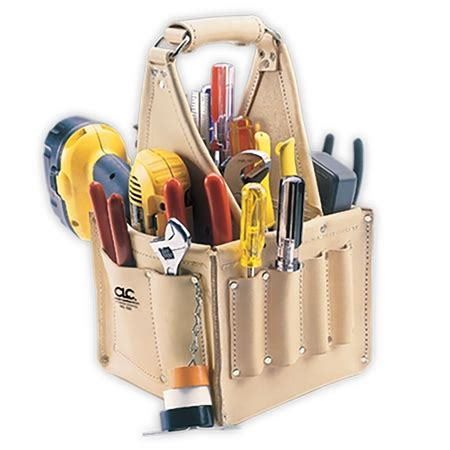 Electrical And Maintenance Tool Carrier Work Gear Pocket Tool Pouch clc 526 tool pouch 17 pocket electrician s tool pouch acetool