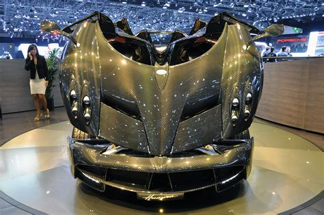 pagani huayra carbon fiber we obsessively covered the 2012 geneva motor show autoblog