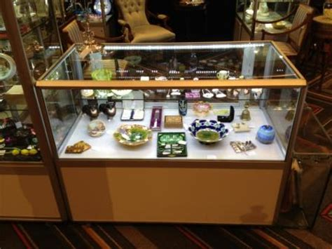 Hire Glass Counter Display Cabinets, Hire Display Counter