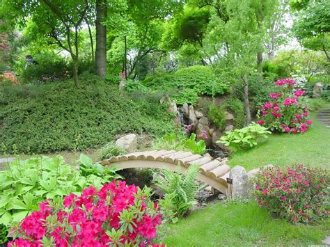 Flower Garden Layout Ideas Rock Garden Ideas For Japanese Design This For All