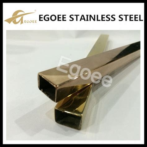 stainless steel rectangular box section 304 316 stainless steel rectangular tube square steel pipe