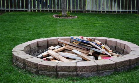 Unique Homemade Fire Pits In Backyard Home Fireplaces Diy Backyard Pit Ideas