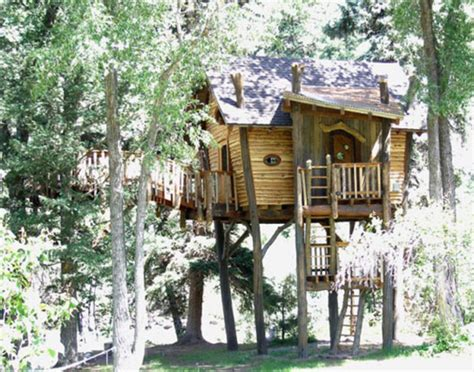 Small And Artistic Tree House Design By Green Line Small Tree House Floor Plans