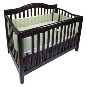 breathable bumper only crib bumper i will use