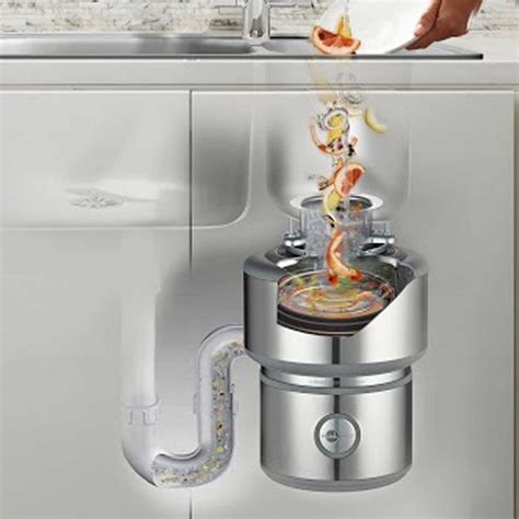 sink with garbage disposal insinkerator evolution 200 waste disposal unit