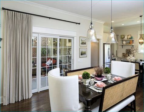 Beautiful Sliding Door Curtains - beautiful kitchen sliding glass door curtains with unique
