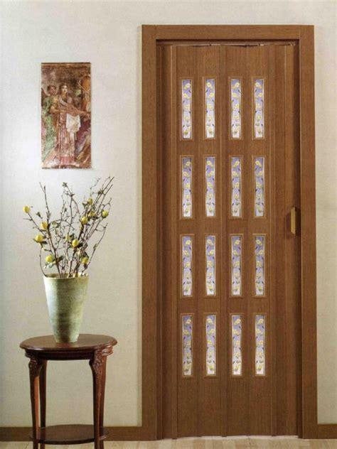 porta a soffietto in legno porte a soffietto a firenze su misura porta soffietto in