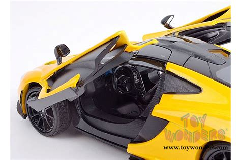 Diecast Hotwheel Murah Lot M N mclaren p1 top 79325yl 1 24 scale showcasts collectibles wholesale diecast model car