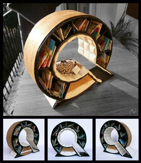 q bookshelf chair by natasatw on deviantart