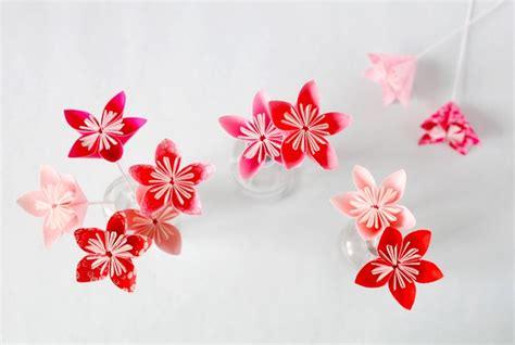 Fleur Origami - 17 best ideas about fleur en origami on fleurs