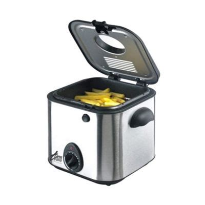 Small Home Fryer Buy Team 1 Litre Mini Fryer In Stainless Steel