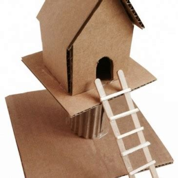 Cardboard Paper Craft - cardboard archives projects for