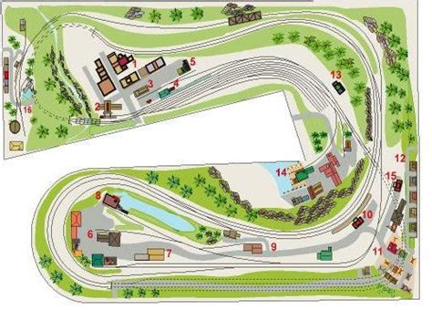free layout track plans ho layout plans free n gauge train layouts free