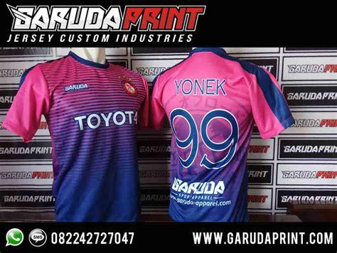 desain kaos warna pink pilihan desain kaos futsal terbaik warna pink garuda