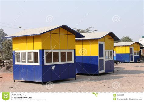 Colorful Cabins by Colorful Small Cabins Stock Photography Image 23635052