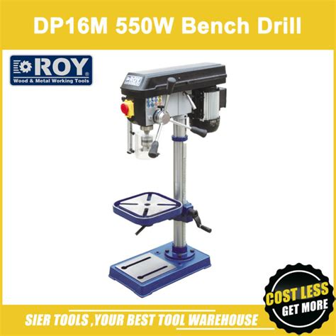 bench drill machine price dp16m 550w bench drill roy bench drilling machine 16mm