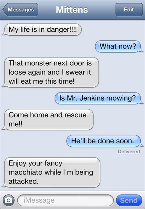 Or Dares Text Texts From Mittens The Cat How You Go On Vacation Edition Catster