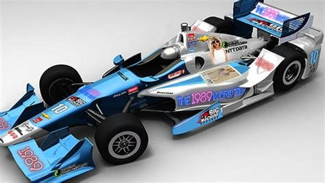 taylor swift concert indy kanaan to drive taylor swift chevy in detroit gm authority