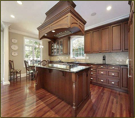 how to coordinate paint color with kitchen colors with best 25 cherry kitchen cabinets ideas on