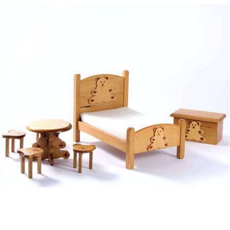 childs teddy bedroom furniture set furniture df934