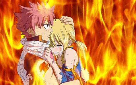 download film anime fairy tail download 1920x1200 lucy heartfilia tears crying natsu