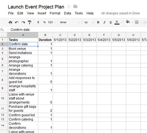 creating a project plan template how to create an actionable project plan using a