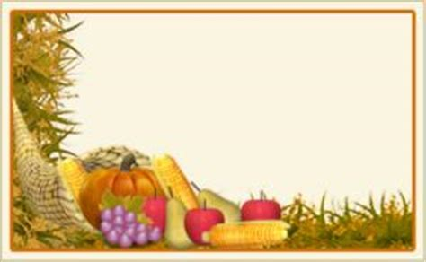 Make Your Own Thanksgiving Place Cards Lovetoknow Thanksgiving Place Cards Template