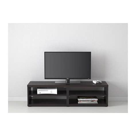 ikea tv table po 196 ng footstool black brown isunda gray bedrooms tvs